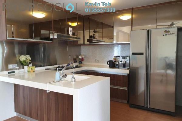 For Rent Condominium at Tiffani Kiara, Mont Kiara Freehold Semi Furnished 4R/5B 7k