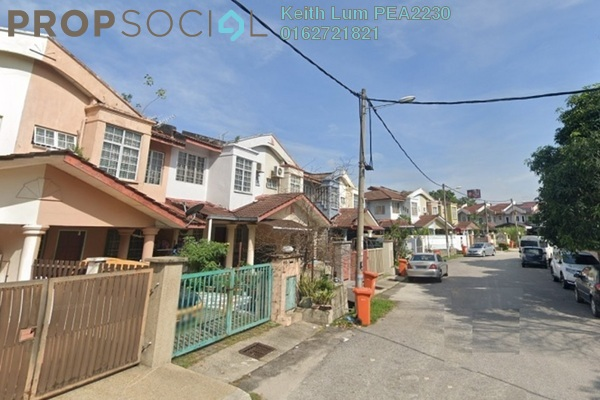 For Sale Terrace at Section 6, Kota Damansara Freehold Fully Furnished 4R/3B 1.12m