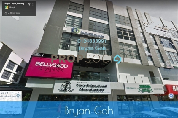 Shop For Rent in The Promenade, Bayan Lepas Freehold unfurnished 0R/1B 1.5k
