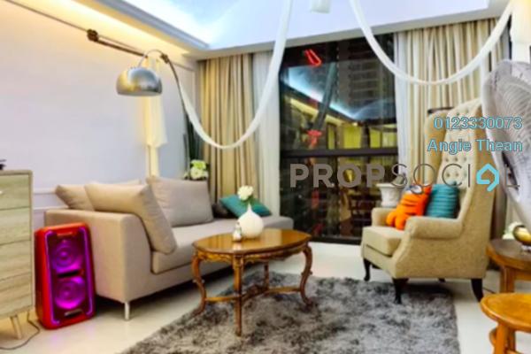 For Rent Condominium at Three28 Tun Razak, KLCC Freehold Fully Furnished 2R/2B 4k