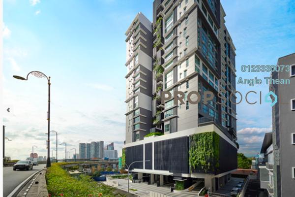 For Rent Condominium at Three28 Tun Razak, KLCC Freehold Fully Furnished 1R/1B 3k