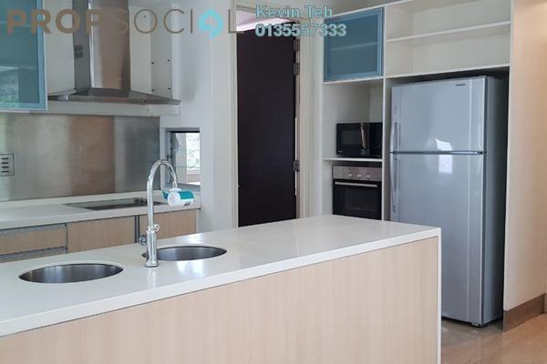 For Rent Terrace at Villa Aseana, Mont Kiara Freehold Semi Furnished 5R/6B 8k