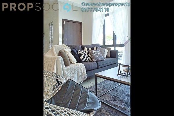 For Sale Terrace at Estuari Gardens @ Estuari, Puteri Harbour Freehold Fully Furnished 4R/5B 950k