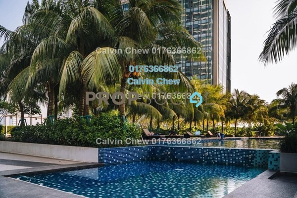 Condominium For Sale in Imperia, Puteri Harbour Freehold Unfurnished 2R/3B 526k