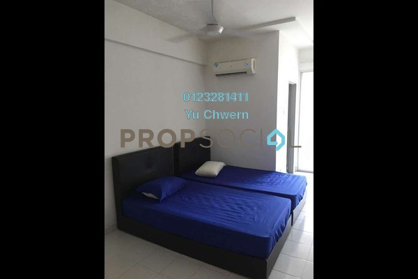 Condominium For Sale in Menara Rajawali, Subang Jaya Freehold Fully Furnished 1R/1B 300k