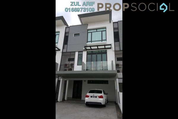 For Rent Terrace at Sunway Montana, Melawati Freehold Fully Furnished 6R/5B 5k