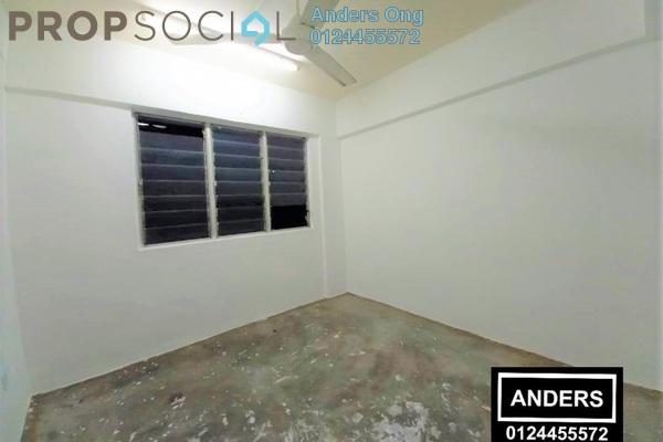 For Sale Apartment at Puncak Erskine, Tanjung Tokong Freehold Unfurnished 3R/2B 125k