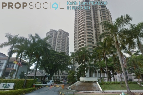 For Rent Condominium at Riana Green, Tropicana Freehold Fully Furnished 2R/1B 1.7k