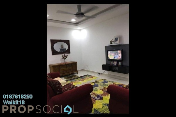 Terrace For Rent in Rini Heights, Skudai Freehold Fully Furnished 4R/4B 2k