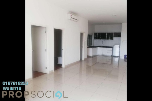 Condominium For Sale in Nusa Heights, Iskandar Puteri (Nusajaya) Freehold Fully Furnished 2R/2B 360k
