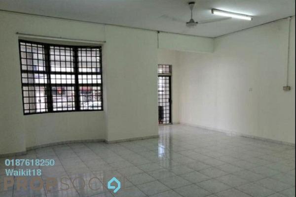 Terrace For Sale in Taman Pulai Utama, Pulai Freehold Unfurnished 5R/4B 518k