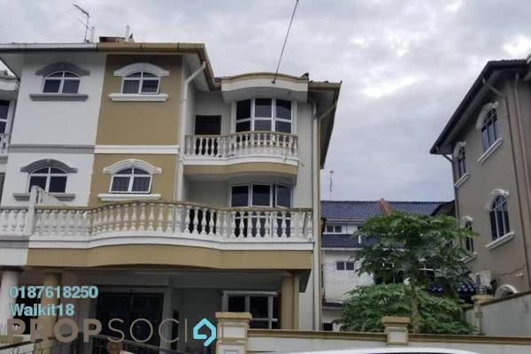 Terrace For Sale in Taman Pulai Indah, Pulai Freehold Unfurnished 5R/4B 618k