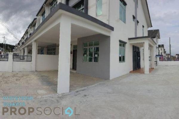 Terrace For Rent in Taman Pulai Mutiara, Skudai Freehold Semi Furnished 6R/3B 1.6k