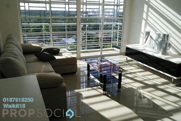 Apartment For Rent in Nusa Heights, Iskandar Puteri (Nusajaya) Freehold Fully Furnished 3R/2B 1.5k