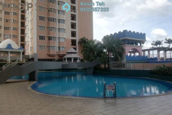 Condominium For Sale in The 19 USJ City Mall, UEP Subang Jaya Freehold Semi Furnished 3R/2B 390k