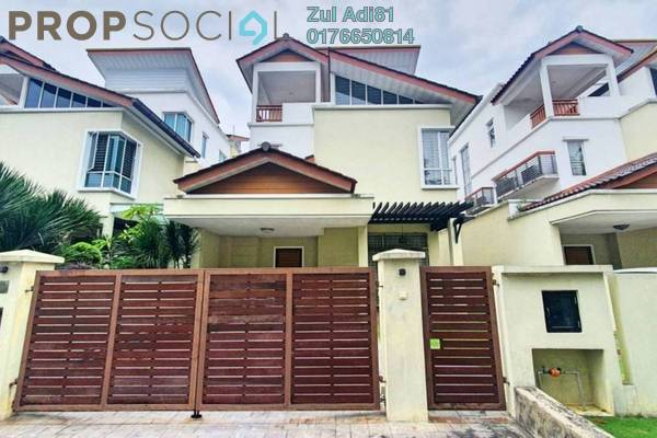 Bungalow For Sale in Section 4, Shah Alam Freehold Unfurnished 6R/5B 2.3m