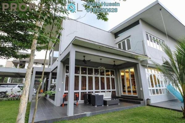 Bungalow For Sale in Section 12, Shah Alam Freehold Semi Furnished 5R/6B 3.85m