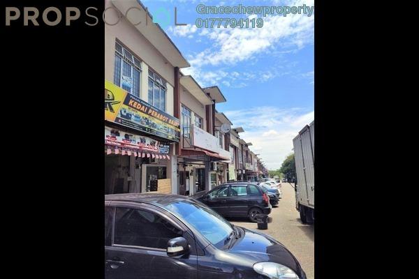 Shop For Rent in Taman Sierra Perdana, Masai Freehold Unfurnished 0R/0B 1k