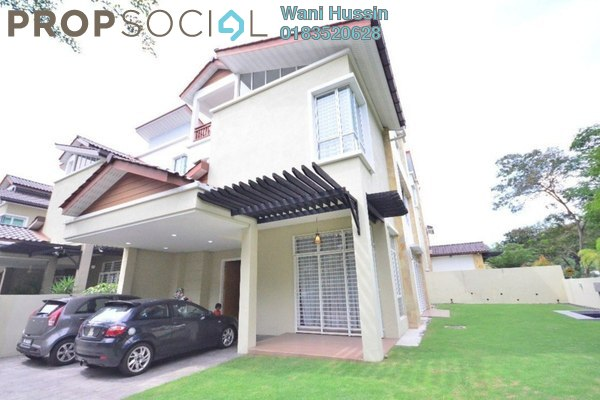 Bungalow For Sale in Section 4, Shah Alam Freehold Semi Furnished 6R/5B 2.25m
