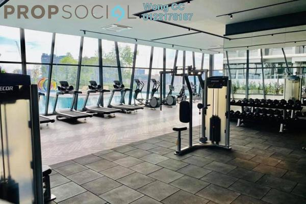 Condominium For Sale in Nidoz Residences, Desa Petaling Freehold Semi Furnished 4R/2B 690k