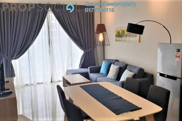 Condominium For Rent in Country Garden Danga Bay, Danga Bay Freehold Fully Furnished 2R/1B 1.59k