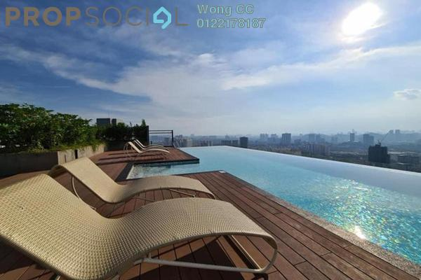 Condominium For Sale in Nidoz Residences, Desa Petaling Freehold Semi Furnished 5R/3B 790k