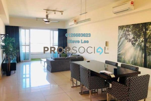 Condominium For Rent in Tiffani Kiara, Mont Kiara Freehold Fully Furnished 3R/3B 4.8k