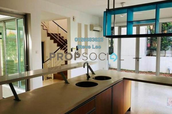Link For Sale in Villa Aseana, Mont Kiara Freehold Semi Furnished 5R/5B 3.49m