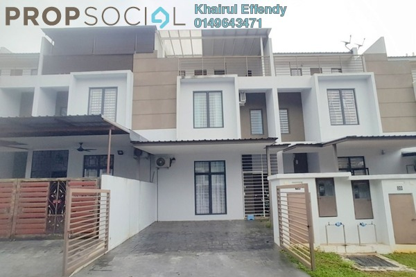 For Rent Terrace at Bayan Parkhomes, Batang Kali Freehold Semi Furnished 4R/4B 1.7k