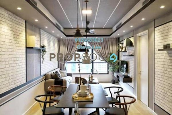 Condominium For Sale in The Ruma, KLCC Freehold Fully Furnished 2R/2B 2.12m
