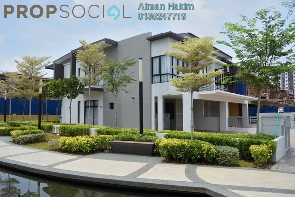 Terrace For Sale in Maple Residence @ Laman View, Cyberjaya Freehold Unfurnished 4R/4B 1.08m