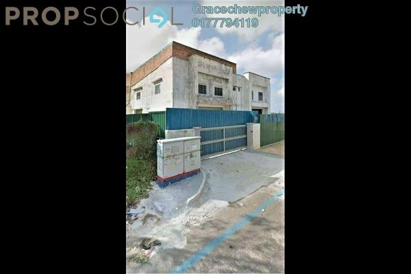 Factory For Sale in Jalan Sungai Tiram, Ulu Tiram Freehold Unfurnished 0R/0B 750k