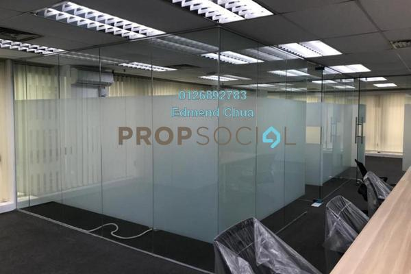 For Rent Office at Fahrenheit 88, Bukit Bintang Freehold Fully Furnished 0R/0B 11k