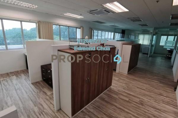 For Sale Office at Wisma BU8, Bandar Utama Freehold Semi Furnished 0R/0B 950k