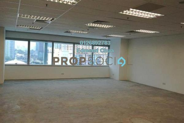 For Sale Office at Strata Office Suites @ KL Eco City, Mid Valley City Leasehold Semi Furnished 0R/0B 1.24m