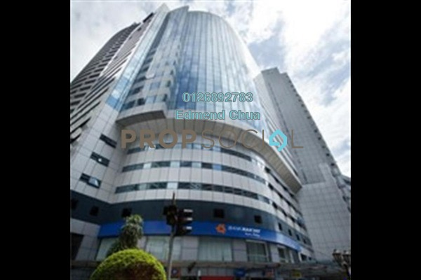 For Rent Office at Wisma UOA I, KLCC Freehold Semi Furnished 0R/0B 4.2k