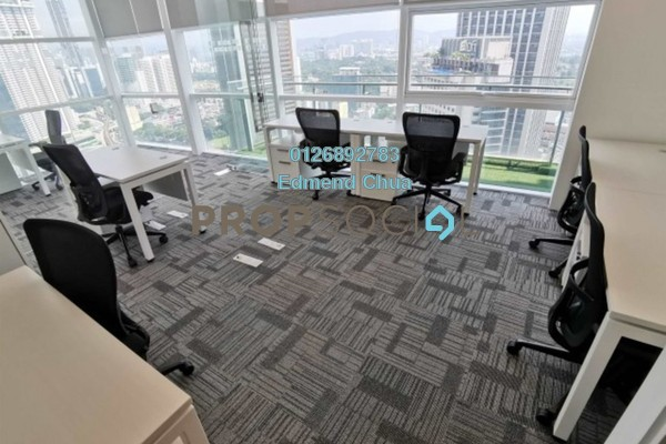 For Rent Office at Menara Axiata, KL Sentral Freehold Fully Furnished 0R/0B 12.5k