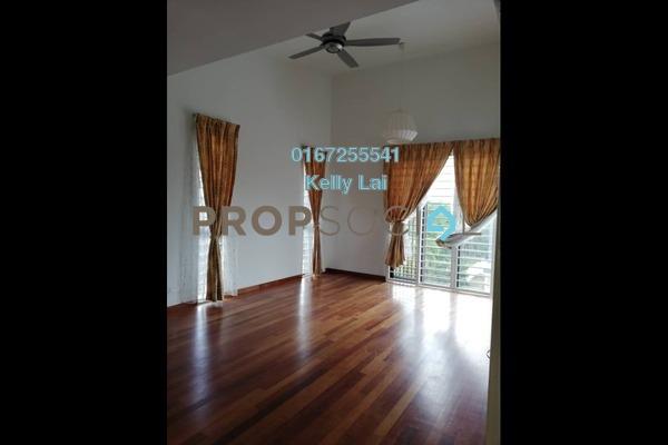Terrace For Rent in Taman Sri Segambut, Segambut Freehold Semi Furnished 6R/5B 3.5k