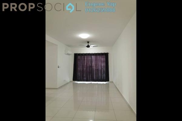 Condominium For Rent in Residensi Harmoni 2 @ Bukit Prima Pelangi, Segambut Freehold Semi Furnished 3R/3B 2.3k