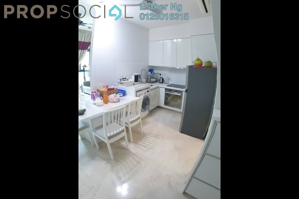 For Sale Condominium at Vogue Suites One @ KL Eco City, Mid Valley City Freehold Fully Furnished 1R/1B 1.1m