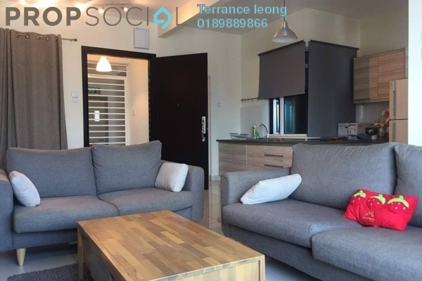 Condominium For Rent in Saville @ The Park, Pantai Freehold Fully Furnished 3R/2B 2.2k