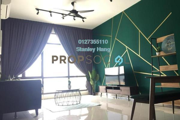 For Rent Condominium at The Park Sky Residence @ Bukit Jalil City, Bukit Jalil Freehold Fully Furnished 3R/2B 3.5k