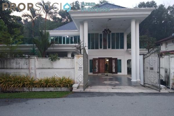 Bungalow For Sale in Taman Bukit Mewah, Bukit Antarabangsa Freehold Fully Furnished 5R/6B 1.98m
