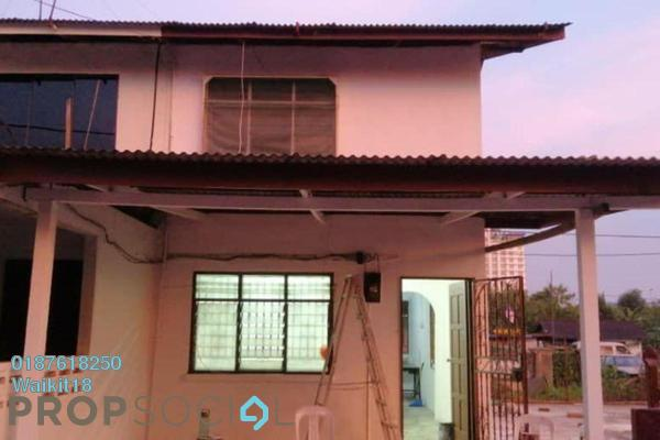 Terrace For Rent in Taman Perling, Iskandar Puteri (Nusajaya) Freehold Unfurnished 3R/1B 1.2k