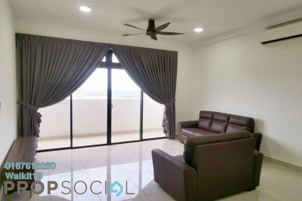 Condominium For Rent in The Meridin @ Medini, Medini Freehold Fully Furnished 2R/2B 1.4k