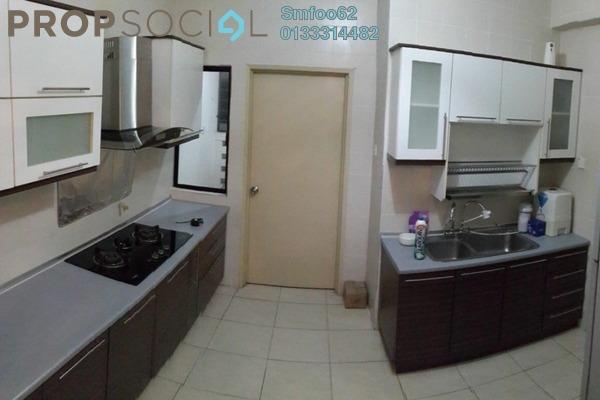 For Rent Condominium at Diamond Residences, Setapak Freehold Fully Furnished 3R/2B 1.7k