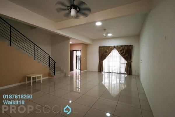 Terrace For Rent in Nusa Idaman, Iskandar Puteri (Nusajaya) Freehold Semi Furnished 5R/4B 1.5k