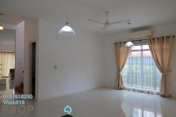 Semi-Detached For Rent in East Ledang, Iskandar Puteri (Nusajaya) Freehold Semi Furnished 5R/5B 3k