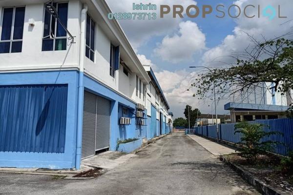 Factory For Rent in Taman Bunga Negara, Shah Alam Freehold Unfurnished 0R/2B 33.5k