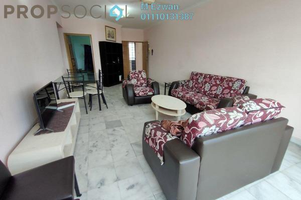 Condominium For Sale in Endah Regal, Sri Petaling Freehold Fully Furnished 3R/2B 310k